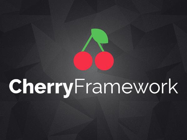 Cherry Framework child theme